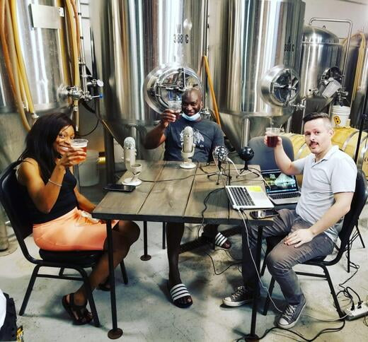 Ep. 5 - Discussing the Black Perspective with some Brews